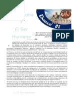La Persona y Su Acción . Temas (2)