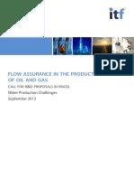 Brazil Flow Assurance Call September 2013 Copy