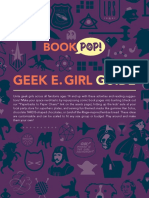 Geek E. Girl Guide