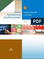 Catalogo CF Administracion y Gestion 2017 NEW - IsSUU140