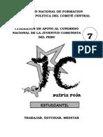 Cuaderno 7 Apoyo Congreso Jc (Estudiantes)