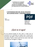 Contaminacion Del Agua - LCA