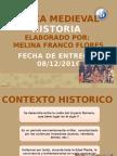 Historia El Medievo Melina Jamileth Franco Flores