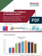 Conocimiento Indigena Mexico