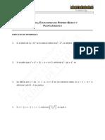 2, Álgebra - Ec. 1º Grado - Planteamientos WEB 2016