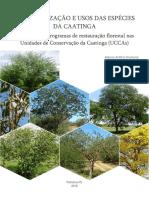 Caracterização e usos das espécies da Caatinga- Embrapa