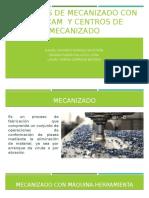 Expo Procesos de Mecanizado