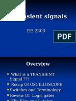 Transient Signals
