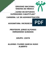 Estructuras Del Mercado