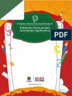 Cartilla Diseño Universal de Aprendizaje PDF(1)