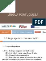 1. Linguagem e Comunicação