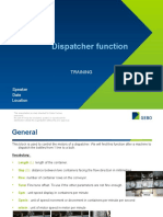 410)en Dispatcher Function GEBO
