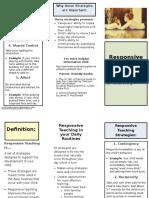 ashley drungil- responsive teaching brochure
