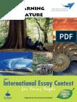 Essay Contest 2017