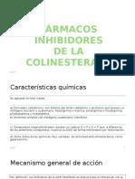 Inhibidores de La Colinesterasa