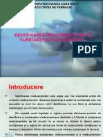 Identif Medicam