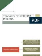 Trabajos de Medicina Interna