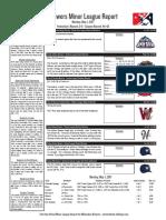 5.1.17 Minor League Report
