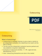 5b Outsourcing