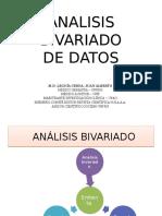 Analisis Bivariado de Datos