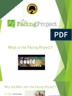 facing project slide presentation  1