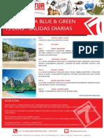 Thailandia Blue Green
