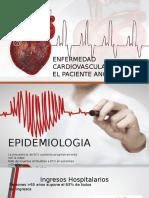 Enfermedad Cardiovascular en El Anciano