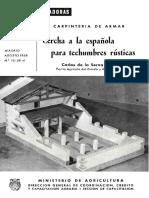 Cercha Española