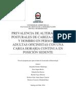 _Prevalencia de Alteraciones Posturales de Cabeza-cuello_2014