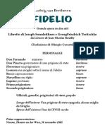 Fidelio (Traduzione Libretto)
