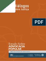 Diálogos Sobre Justiça Advocacia Popular