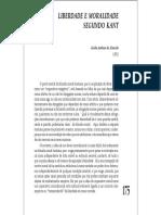 ALMEIDA, G. - Liberdade e moralidade segundo Kant.pdf