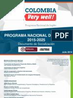 Programa Nacional de Ingles