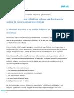 Pueblos Indígenas y Estado Argentino