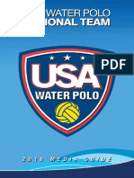 2016 USA Water Polo Media Guide