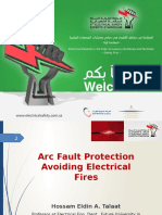 Arc Fault Protection Hossam Talaat