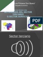 Sectores de producción sector terciario.pptx