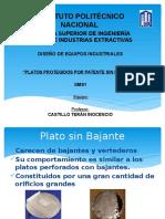 Platos Protegidos Por Patente Sin Bajante