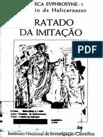 HELICARNASSO, D. Tratado da Imitação.pdf
