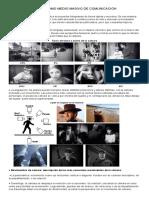 2M 213 Guía 6. Cine. La Narración Cinematográfica
