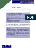 Detuned Filter Reactors