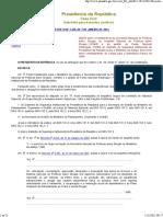 Decreto Nº 7.426, De 7 de Janeiro de 2011.