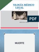 Tanatologia médico legal