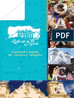 Ruta de LaFeRuta TuristicadeOaxaca