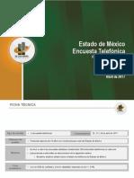 Encuesta Demotecnia Estado de México