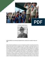 ACTIVIDAD Baden Powell Tarea Bachillerato