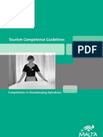 MTA Competence Guidlines Housekeeping Operations