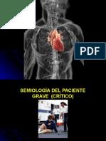 Semiologia Del Paciente Grave