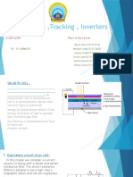 Solar Pv Cell&Emulator