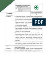1.2.5 Ep 2 Sop Dokumentasi Prosedur Dan Pencatatan Kegiatan